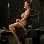 Christina Carter water bondage (7)
