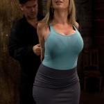 MILF big tits bound (1)