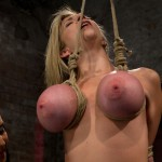 MILF big tits bound (6)