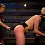 Natasha Lynn bondaged and spanked
