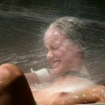 Leah Wilde's first Waterbondage experience